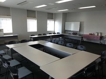 松本市中央公民館(Mウイング)会議室