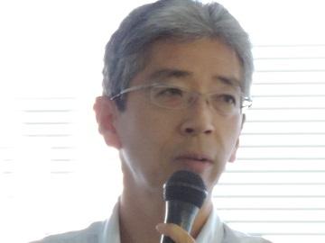 石田文宏先生によるご講演