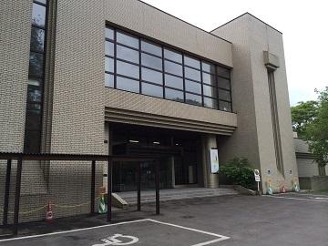 北海道大学学術交流会館小講堂