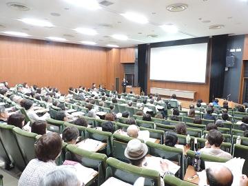 グループ・ネクサス・ジャパンリンパ腫医療セミナー(北海道)の様子
