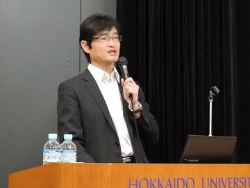豊嶋崇徳先生(北海道大学大学院医学研究科血液内科教授)