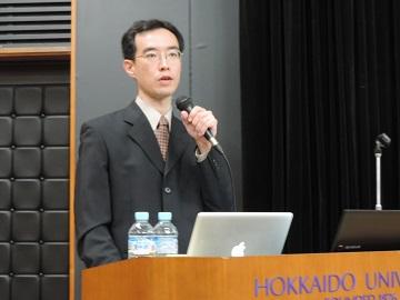 小野澤真弘先生(北海道大学病院血液内科)