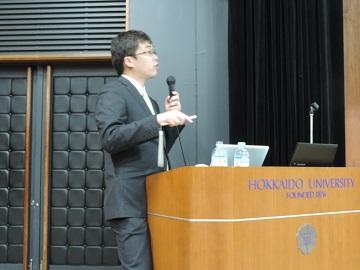 杉田純一先生(北海道大学病院血液内科)