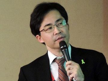 一戸辰夫先生によるご講演
