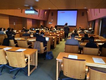 全国がんプロ合同フォーラム(東京大学山上会館)