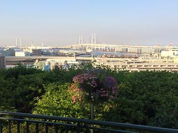 港の見える丘公園展望台