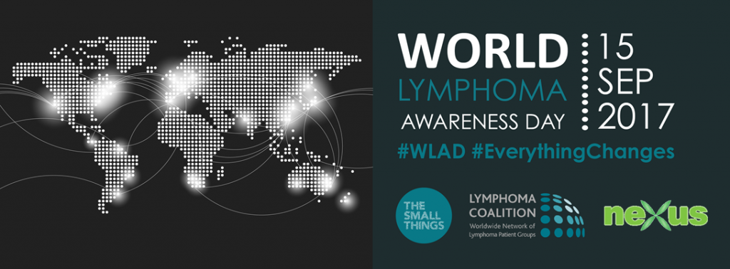 World Lymphoma Awareness Day 2017