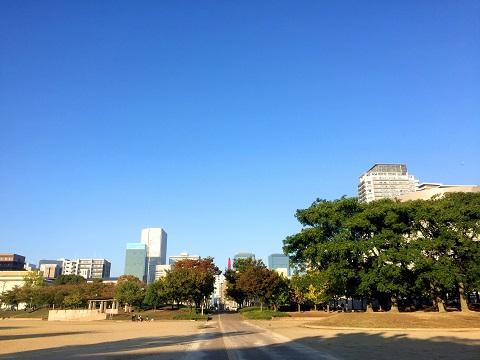 扇町公園(大阪市北区扇町)