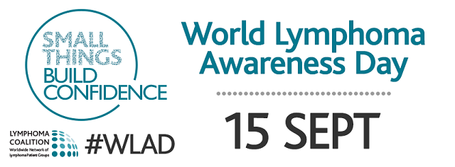 世界リンパ腫デー」(World Lymphoma Awareness Day 2018)