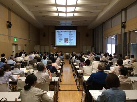 グループ・ネクサス・ジャパンリンパ腫医療セミナー(大阪)エル・おおさか